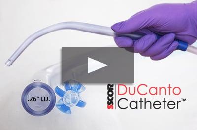DuCanto Suction Catheter
