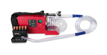 quickdraw handheld portable ems suction