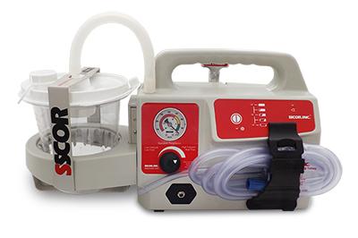 Portable suction, ems suction pump