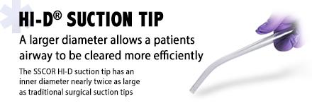 Hi-D Suction Tip